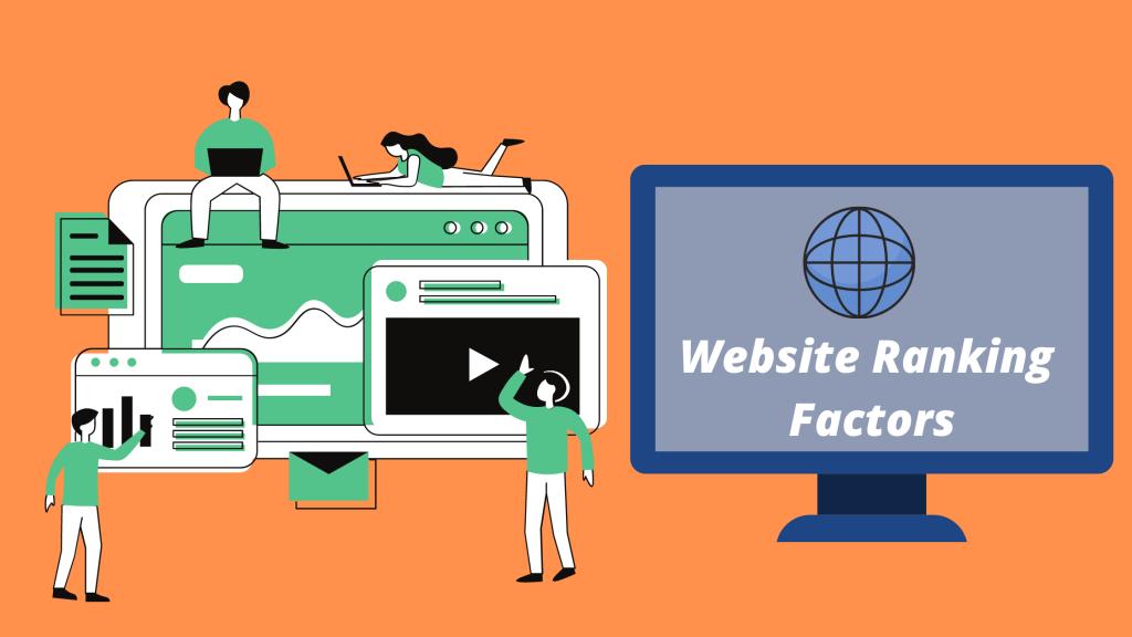 Website Ranking Factors