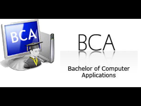 Bachelor of Computer Application BCA