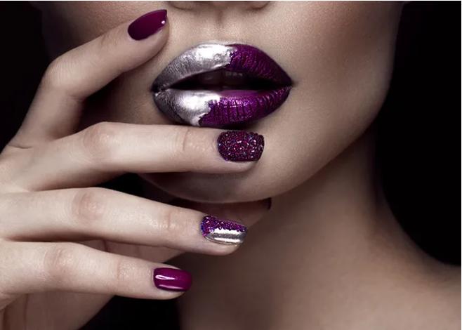 Design for short nails
