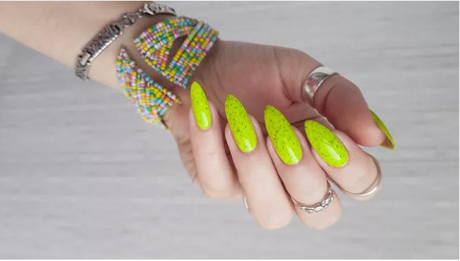 Design for long nails