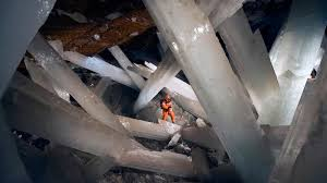 Travel Destinations Crystal Cave, Mexico