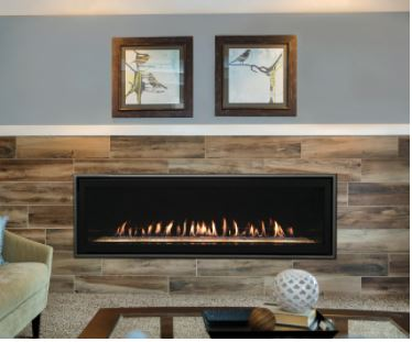 60 inch gas fireplace