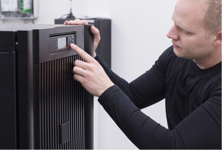 UPS Battery Testing & Maintenance