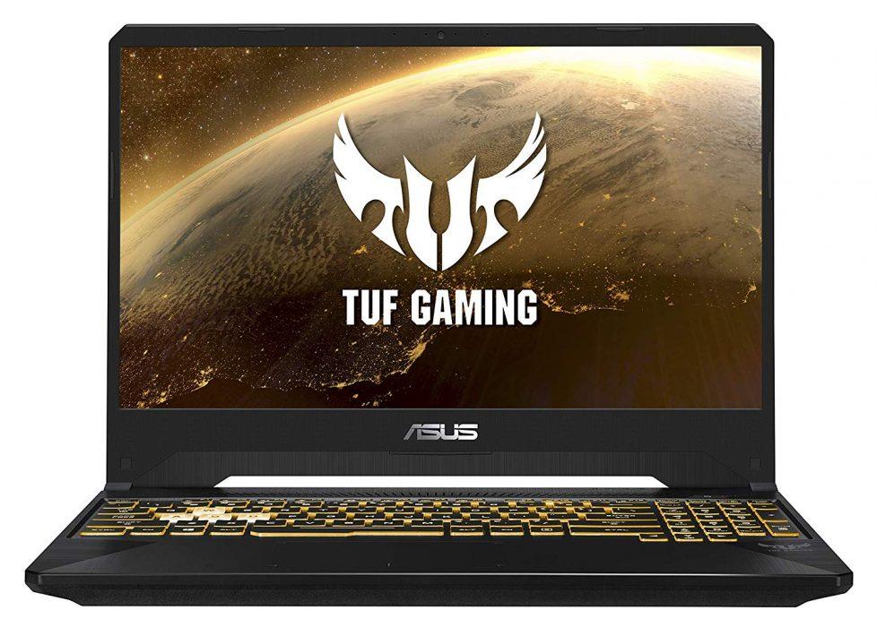 asus tuf gaming 505du laptop