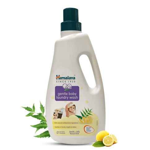 Himalaya gentle baby care products
