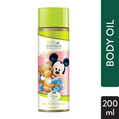 Biotique baby care products