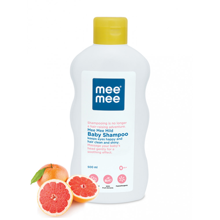 MeeMee baby shampoo product for childrens